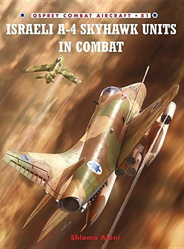 9781849081290: Israeli A-4 Skyhawk Units in Combat