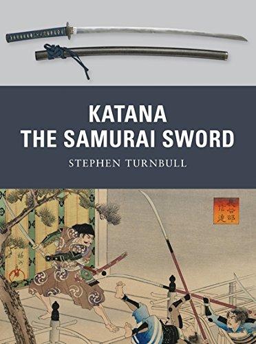 9781849081511: Katana: The Samurai Sword (Weapon)