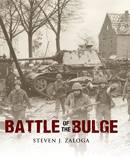 9781849081658: Battle of the Bulge (General Military)