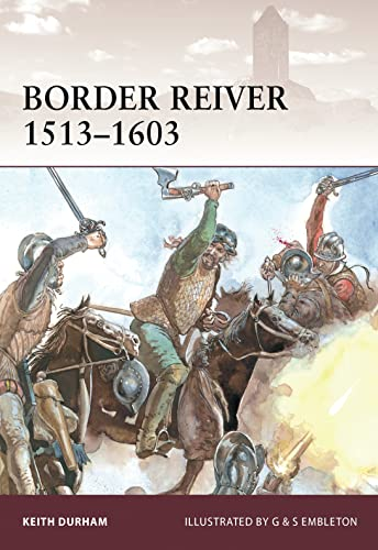 9781849081931: Border Reiver 1513–1603 (Warrior)