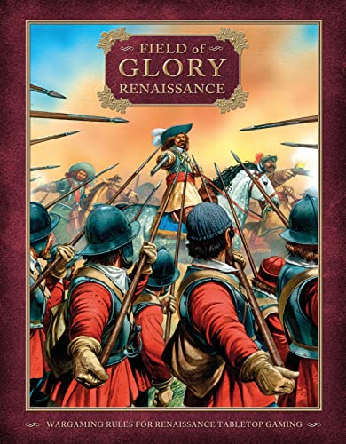 9781849082235: Field of Glory: Renaissance- Wargaming for Renaissance Tabletop Gaming