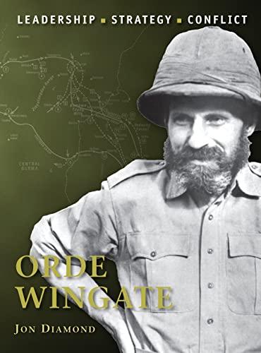 Orde Wingate (Command): Jon Diamond