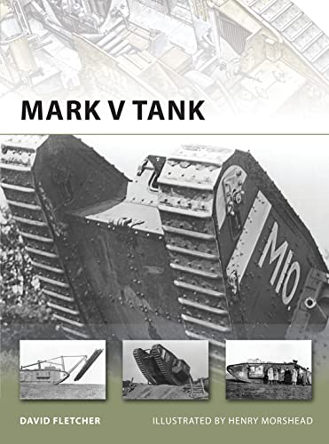 Mark V Tank: Fletcher, David