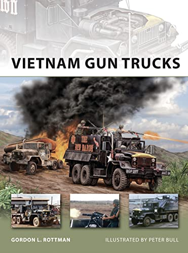 9781849083553: Vietnam Gun Trucks (New Vanguard)