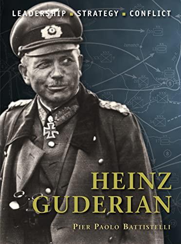 9781849083669: Heinz Guderian (Command)