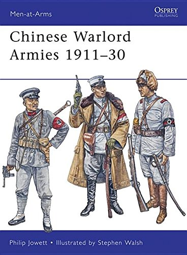 9781849084031: Chinese Warlord Armies 1911-30 (Men-at-Arms)