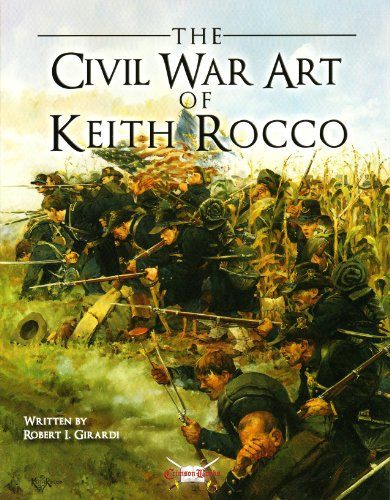 9781849084352: The Civil War Art of Keith Rocco (General Military)