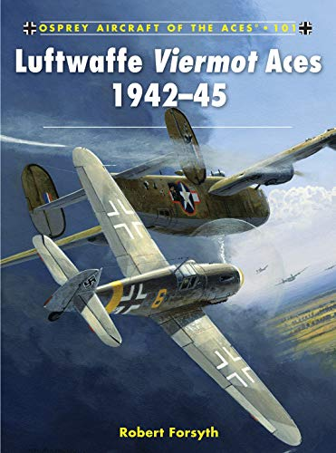 9781849084383: Luftwaffe Viermot Aces 1942–45 (Aircraft of the Aces)