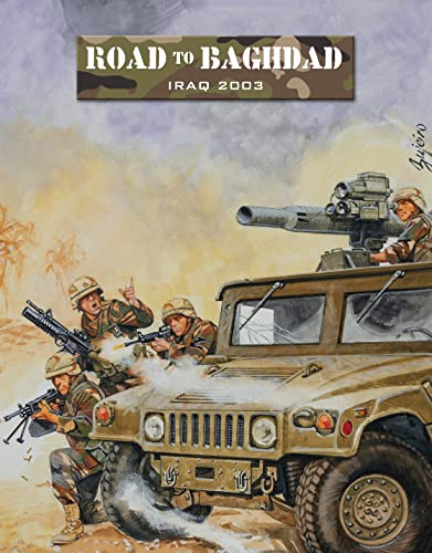 9781849085175: Road to Baghdad: Iraq 2003 (Force on Force)