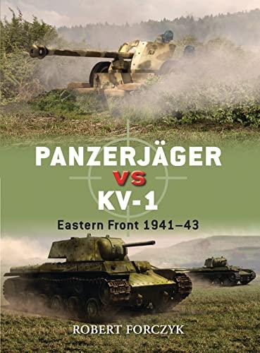9781849085786: Panzerjäger vs KV-1: Eastern Front 1941–43 (Duel)