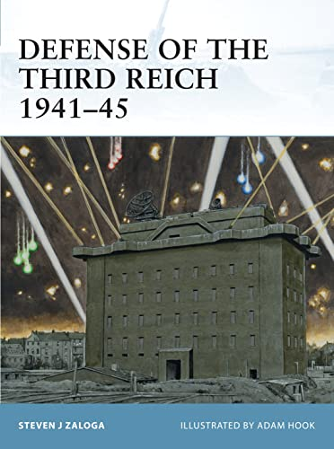 9781849085939: Defense of the Third Reich 1941–45: 107 (Fortress)