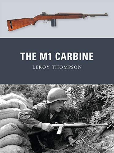 9781849086196: The M1 Carbine (Weapon)