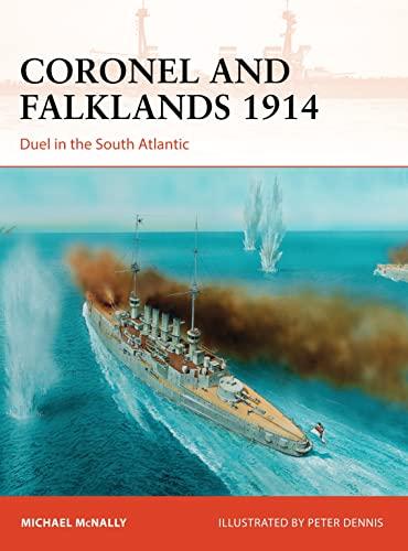 Coronel and Falklands 1914 (Campaign): Michael McNally