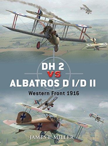 9781849087049: DH 2 vs Albatros D I/D II: Western Front 1916 (Duel)