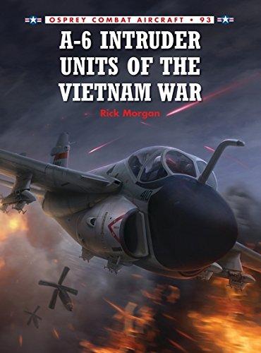 9781849087551: A-6 Intruder Units of the Vietnam War (Combat Aircraft)