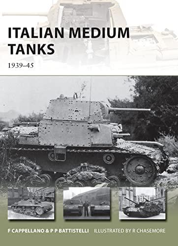 9781849087759: Italian Medium Tanks: 1939–45 (New Vanguard)