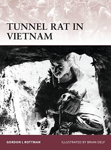 9781849087834: Tunnel Rat in Vietnam (Warrior)