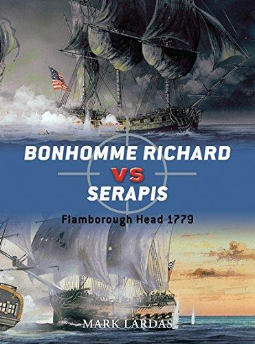 9781849087858: Bonhomme Richard vs Serapis: Flamborough Head 1779