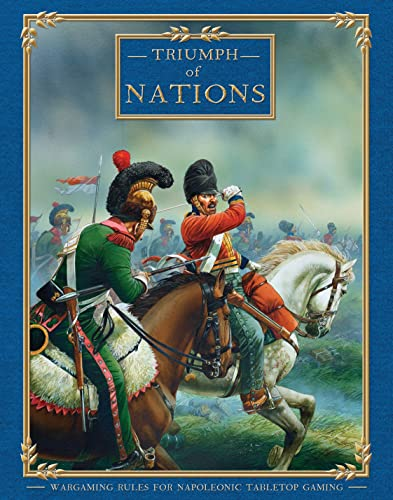 9781849089289: Triumph of Nations (Field of Glory Napoleonic)