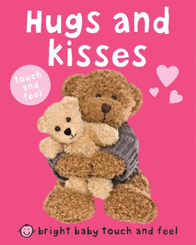 9781849151221: Bright Baby Touch and Feel Hugs and Kisses