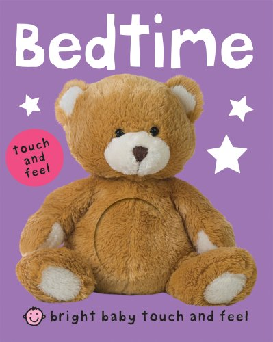 9781849151320: Bright Baby Touch and Feel Bedtime