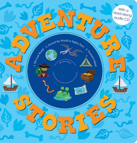 9781849151351: Adventure Stories for Boys (Read-along Books)