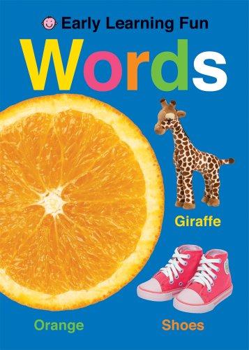 9781849151399: Words (Early Learning Fun!)