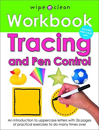 9781849151559: Wipe Clean Work Books: Tracing and Pen Control