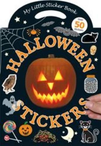 9781849152655: My Little Sticker Book: Halloween