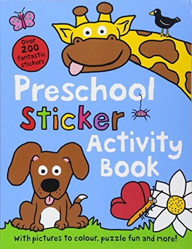 9781849152679: Preschool Sticker Activity Book (Sticker Book)