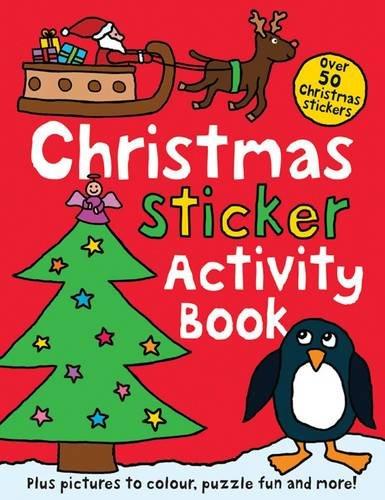 9781849152778: Christmas Sticker Activity Book