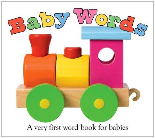 9781849152990: Baby Words (Baby ABC Books)