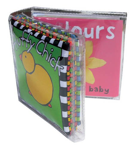 9781849153126: Fluffy Chicks and Colours First Book Pack (Bright Baby First Book Packs)