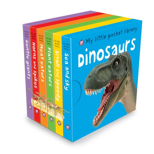 9781849153973: Dinosaurs: Pop Up Books (My Little Pocket Library)