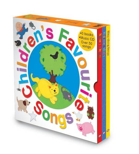 9781849154000: Children's Favourite Songs (Sing-along Books)