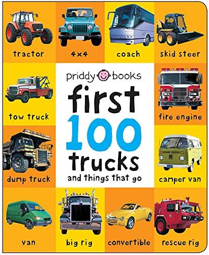 9781849154222: First 100 Trucks