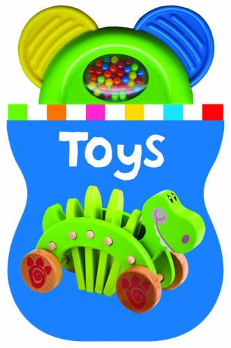 9781849155564: Toys (First Words Flash Card Books)