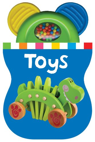 9781849155663: Toys (Baby Shaker Teethers)