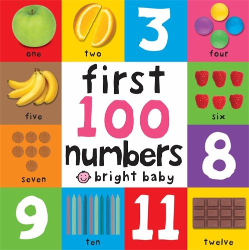 9781849156141: First 100 Numbers (First 100 Board Books)