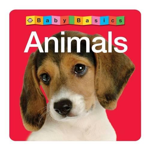 Animals (Baby Basics): Priddy, Roger