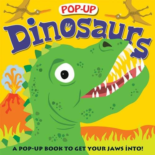9781849158114: Dinosaurs (Pop-up Books)