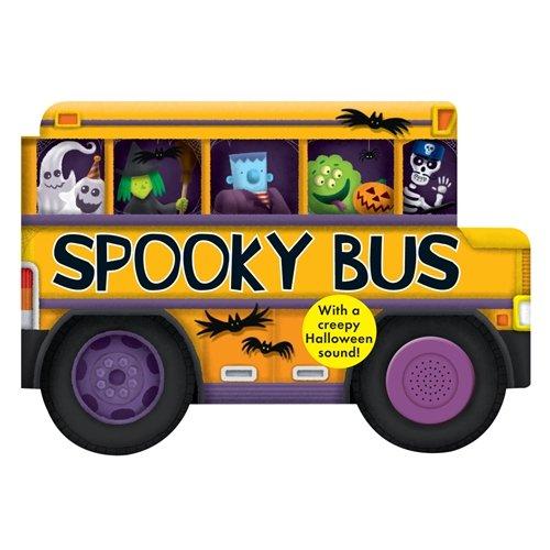9781849158336: Spooky Bus: Shaped Board Books