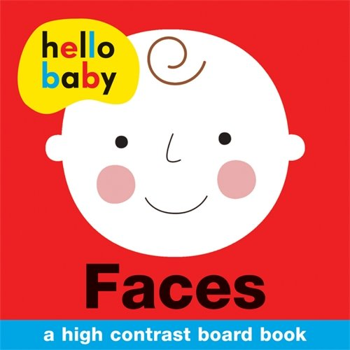 9781849158770: Faces: Hello Baby