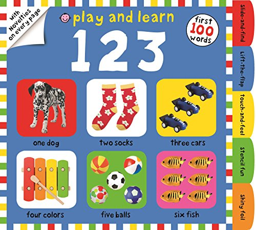 123 (Play and Learn): Priddy, Roger