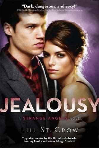 9781849161299: Jealousy (Strange Angels Novel)