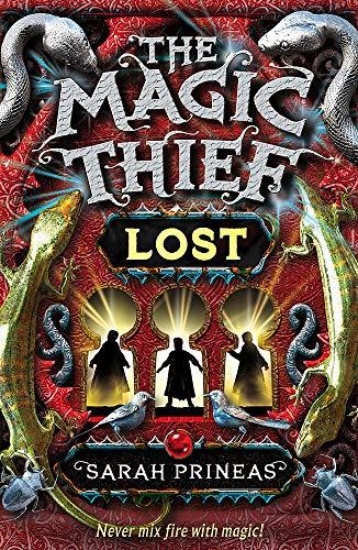 9781849161817: The Magic Thief: Lost