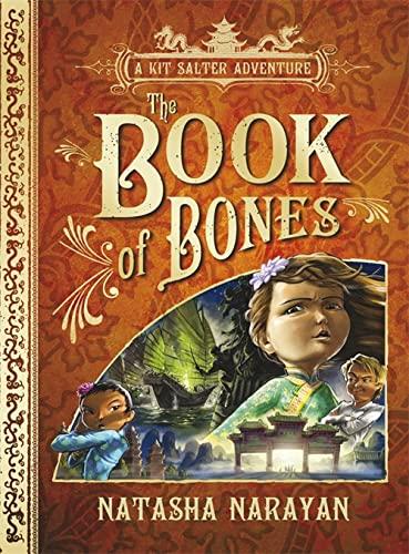 9781849162418: The Book of Bones (A Kit Salter Adventure)