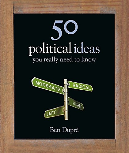 9781849162548: 50 Political Ideas You Really Need to Know (50 Ideas You Really Need to Know series)