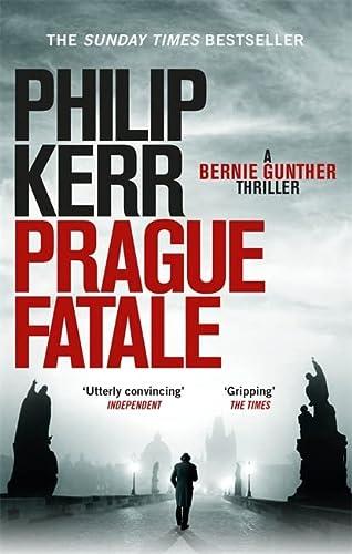 9781849164177: Prague Fatale: Bernie Gunther Thriller 8 (Bernie Gunther Mystery 8)