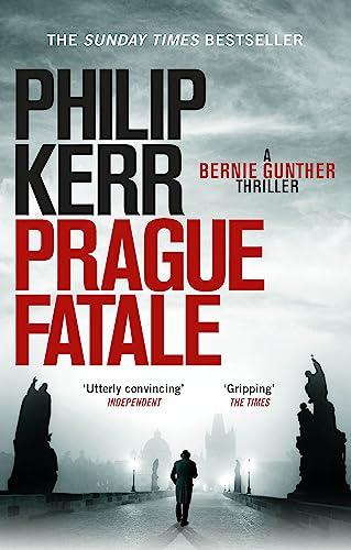 9781849164177: Prague Fatale: Bernie Gunther Thriller 8